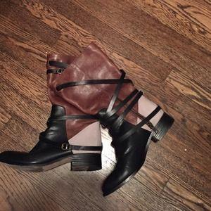 Freda Salvador Designer Boots
