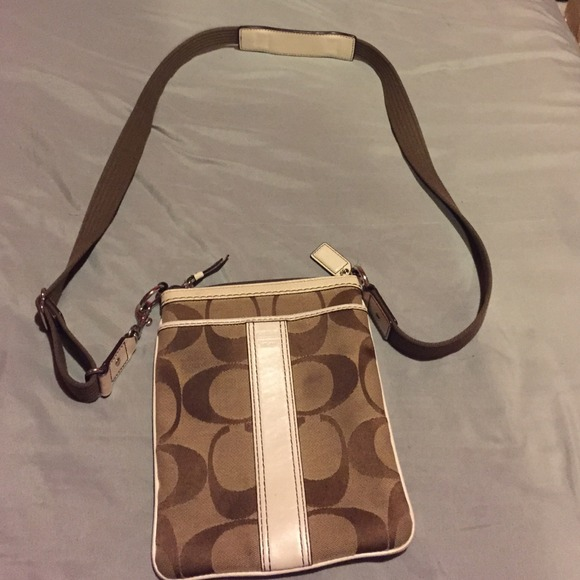 67% off Coach Handbags - Coach side purse from Magali's closet on ...