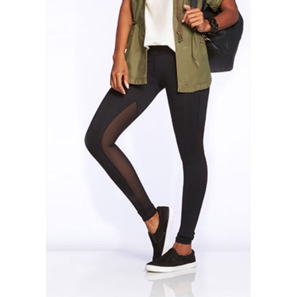 30% off Fabletics Pants - Fabletics black workout leggings with ...