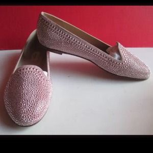 New in box Valentino smoking slipper size 6.5