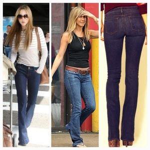 """J brand boot cut jeans sz 26 Etta (29"""" inseam)"""