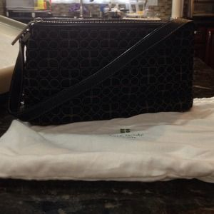 Authentic Kate Spade quilted bag