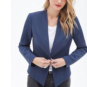 Jackets & Blazers - navy blue blazer