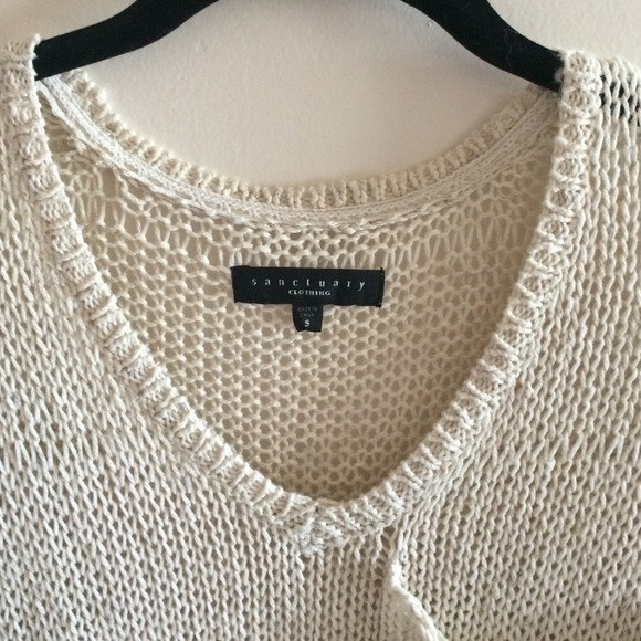 Sanctuary Tops - Gorgeous knitted shirt