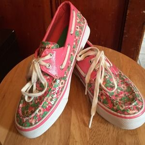 Sperry Top-Sider Shoes - HOST PICK!  🌸 Adorable sequin Sperry's 🌺