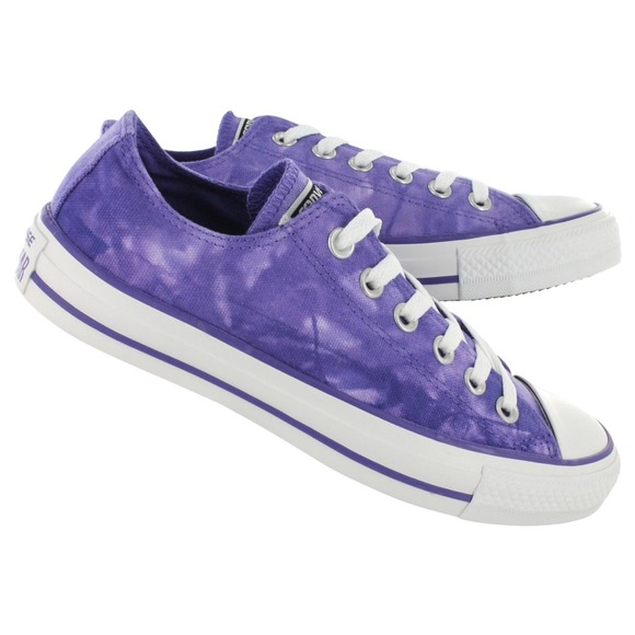 be480bca6cac Converse Shoes - 💜Purple Tie Dye Converse All Stars💜
