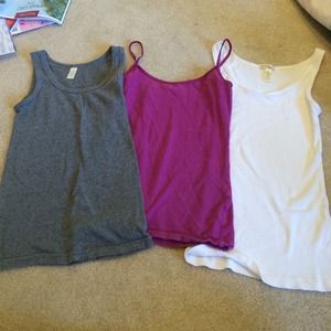 Basic Tanktop Bundle!!
