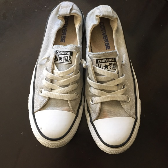 b746fd518633 Converse Shoes - Converse Shoreline Sneakers in Cloud Gray