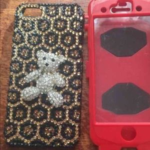 Accessories - iPhone 5 or 5s lot ❤SOLD