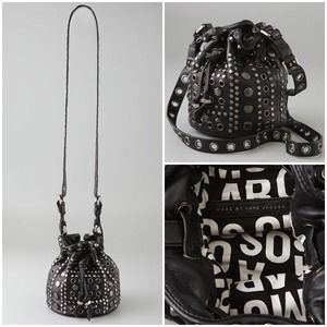 Marc Jacobs Pixie Party Girl Bucket Bag