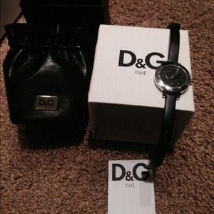 NWOT D &G watch