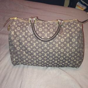 Limited edition LV speedy 30