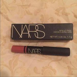 NARS Makeup - NARS satin lip pencil