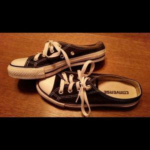 f96d66f29c1e Converse Shoes - Vintage Converse Mules