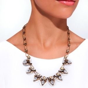Jewelmint Mixed Metals Necklace