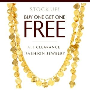 Other - Enjoy BOGO Jewelry sale while it last!!!
