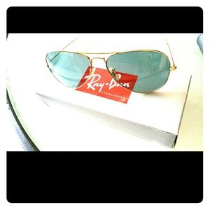 Authentic Ray-Ban Polar Special Series Aviators