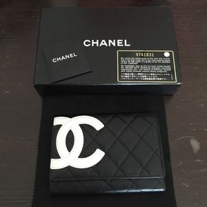 CHANEL Clutches & Wallets - SOLD!!!!!Like New Chanel wallet 100 Authentic