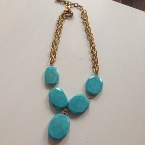 David Aubrey Turquoise Necklace