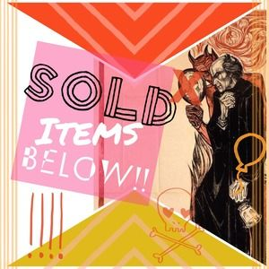 Other - EVERYTHING BELOW HERE SOLD!!!!