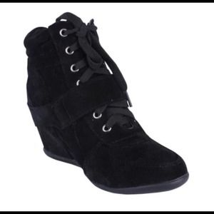 Yoki Shoes - Wedge sneakers