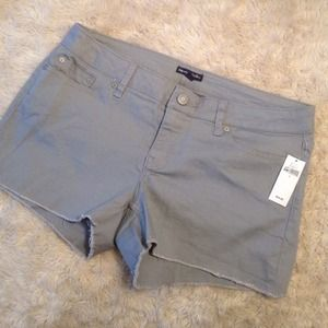 "GAP grey 13"" shorts (BRAND NEW!)"