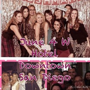 Poshmark Other - Posh Party in San Diego!! June 4! W Hotel!