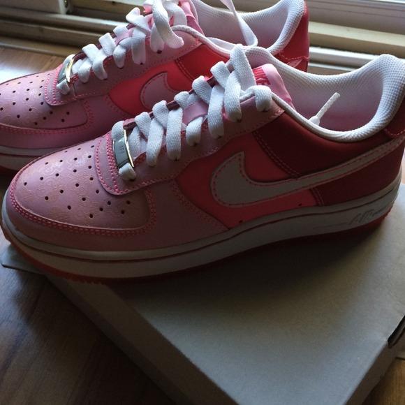 Nike Shoes Kids Air Force 1 Fits Women Size 55 Poshmark