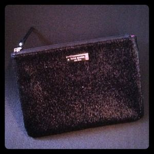 Little GIA Glitter Cosmetic Bag