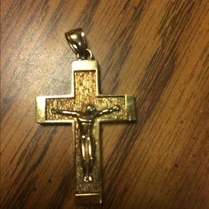 Jewelry - Jesus cross pendent