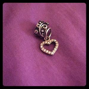 Jewelry - Pandora charm and spacer bundle
