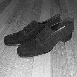 Jacques Shoes - NWOT Vintage black heels