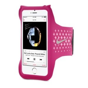 Pink Nike armband for iPhone 5/5s