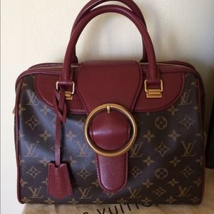 Authentic Louis Vuitton Golden Arrow Speedy