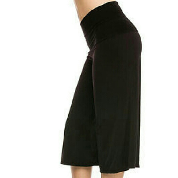 56% off superline Pants - Brand New plus size Gaucho capri pants ...