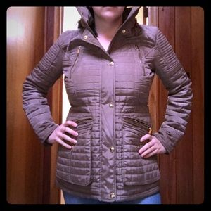 Michael Kors quilted jacket!