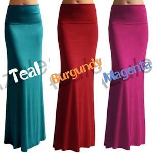 The KRISTEN maxi skirt - 3 colors