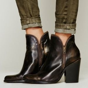 JEFFREY CAMPBELL 1968 ankle boot - free people