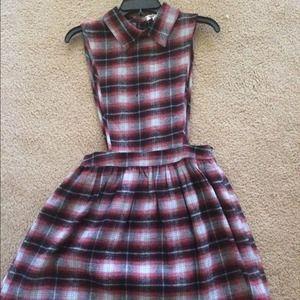 LF Plaid Dress ⭐️ Flash Sale ⭐️