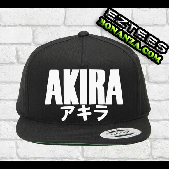 b755920b8ee KYC Vintage very rare Akira Japanese snapback hat