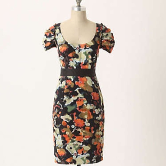 61 Off Anthropologie Dresses Amp Skirts Anthro Moulinette