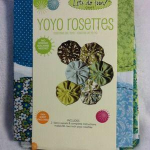 Other - Yoyo rosettes