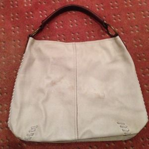 Off white Lucky Brand purse