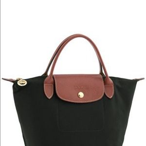 "Longchamp ""mini"" tote for sale"