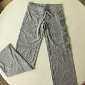 Juicy Couture Velour Zip Hoodie & Pant
