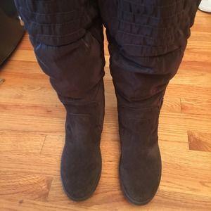 Pajar PSE - Natasha brown winter snow boot.