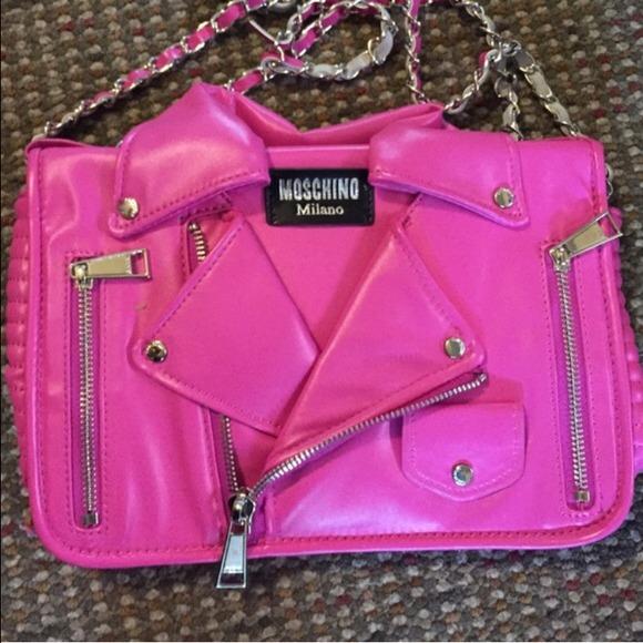 Moschino Milano Bag Bag Moschino Handbags