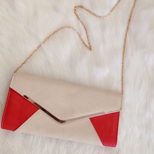 Urban Expressions Clutches & Wallets - Large Colorblock Clutch