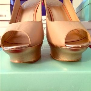 Jessica Simpson Blush Pumps