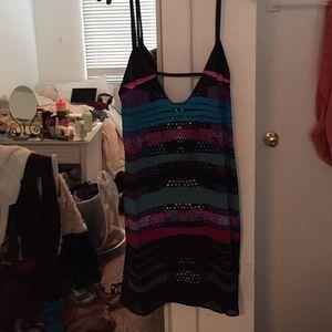 nasty gal disco dress